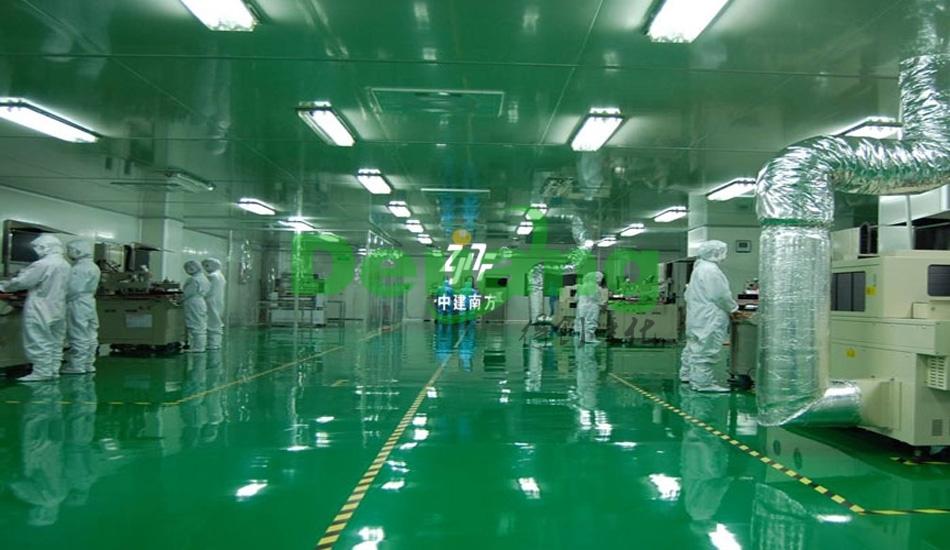 微电子净化工程