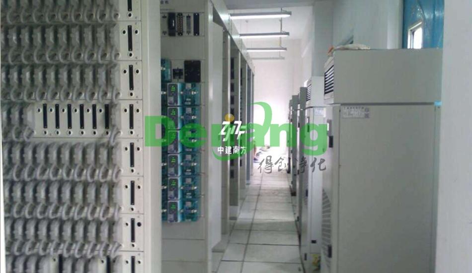 洁净厂房空调自控系统方案