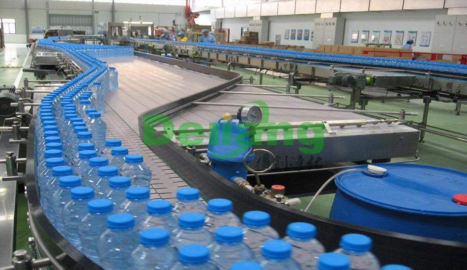 纯净水生产无尘车间