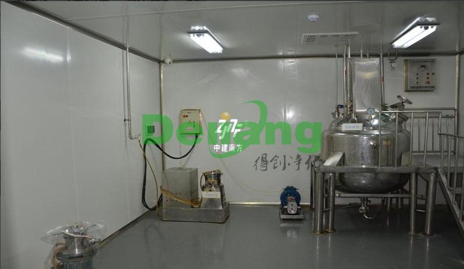 无菌生物制药洁净室