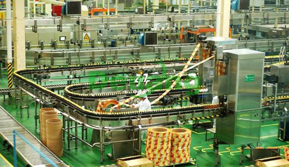 超净流水生产线设计